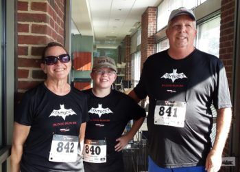 Kentucky Blood Run 5K, Lexington