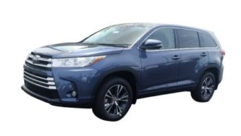 Kentucky Blood Center Toyota Highlander Summer Giveaway