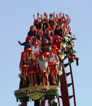 Kings Island tickets at Kentucky Blood Center May 25-27
