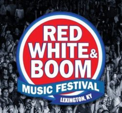Donate blood. You could win tickets to the Red, White & Boom Music Festival.