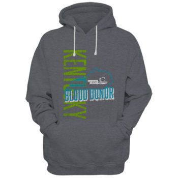 Kentucky Blood Center hoodie