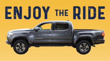 Kentucky Blood Center Toyota Tacoma Summer Giveaway